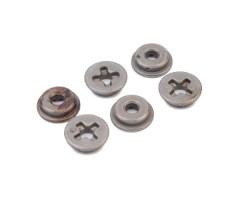 Набор стальных втулок SHS, 6 мм (ZT0025)
