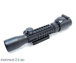 Оптический прицел Combat 3-9x32 ET, 30 мм