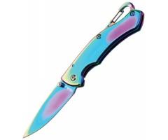 "Нож складной Tekut ""Fairy"" Fashion, лезвие 74 мм, LK5035A-SP"