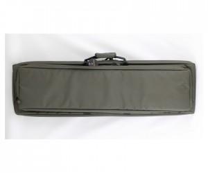 Кейс Vektor из капрона зеленый с крепл. Molle и рюкзачными лямками (А-5 з)