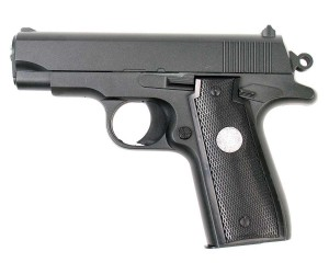 Страйкбольный пистолет Galaxy G.2 (Browning mini)