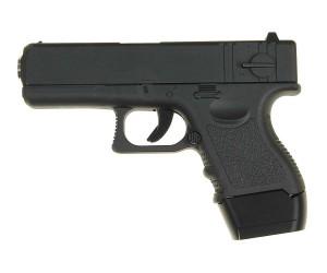 Страйкбольный пистолет Galaxy G.16 (Glock 17 mini)