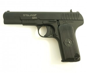 Пневматический пистолет Stalker STT (Токарева)