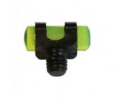 Оптоволоконная мушка Nimar светящаяся зеленая, 2,6 мм