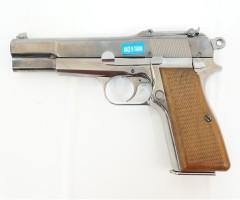Страйкбольный пистолет WE Browning Hi-Power Silver (WE-B002)