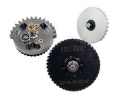 Набор шестерней SHS (SuperShooter) косозубых 100:200 (CL4016)