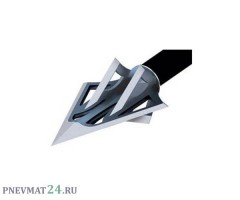 Наконечник CX F-15 Dual Blade 125grn, 3 штуки