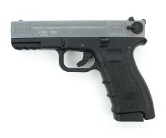 Охолощенный СХП пистолет K17-СО Kurs (Glock 17) 10ТК, пепельный