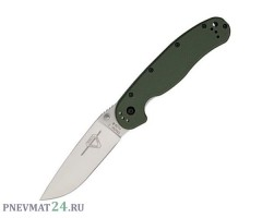 Нож Ontario 8848OD RAT-1 Green