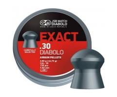 Пули JSB Exact Diabolo 7,62 мм, 2,9 грамм, 150 штук