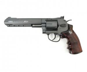 """Страйкбольный револьвер G&G G733 BK (6"""", Black) (CO2-733-PST-BNB-NCM)"""