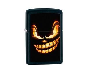 Зажигалка Zippo 28439 Scary Jack O'Lantern