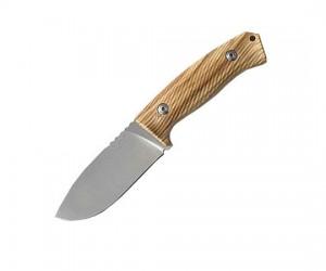 Нож LionSteel Olive Wood M3 UL