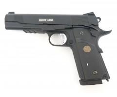 Страйкбольный пистолет KJW Colt M1911 M.E.U. CO₂ (KP-07.CO2)