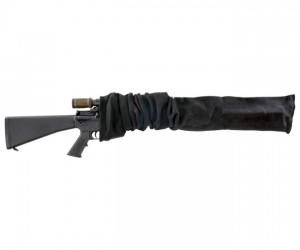 Чехол Allen защитный «чулок» для оружия с прицелом, силикон, черный, до 119 см