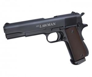 Страйкбольный пистолет ASG STI Lawman (17398)