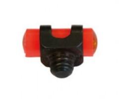 Оптоволоконная мушка Nimar светящаяся красная, 2,6 мм