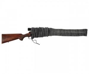 Чехол Allen защитный «чулок» для оружия с прицелом, серый, до 127 см (13105)
