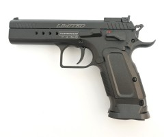 Пневматический пистолет Swiss Arms Tanfoglio Limited Custom
