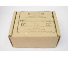 Пули Люман Energetic / Domed Pellets 4,5 мм, 0,75 грамм, 1250 штук