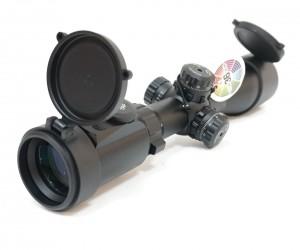 Оптический прицел Leapers Accushot Scout 2-7x44, 30 мм (SCP3-274LAOIEW)