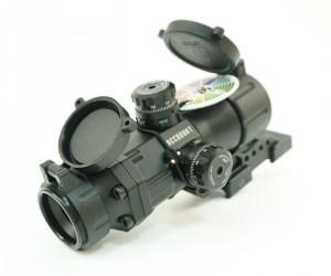 Оптический прицел Leapers Prism T4 CQB 4x32 Mil-Dot, на Weaver (SCP-T4IEMDQ)