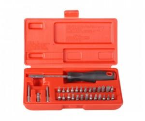 Набор отверток DAC оружейный 31 предмет