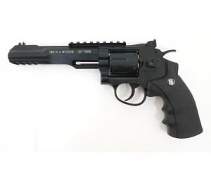 Пневматический револьвер Umarex Smith & Wesson 327 TRR8