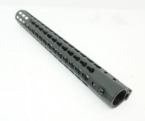 """Цевье Keymod Slim M4/AR15/M16, длина 15"""" / 380 мм (BH-MR44)"""
