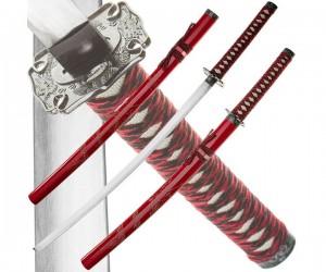 Набор из 2-х самурайских мечей Dark Age JP-627A Jamato-no Oroti