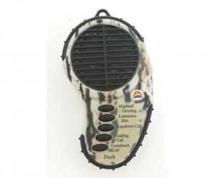 Звуковой имитатор Cass Creek на утку, компактный, 5 звуков