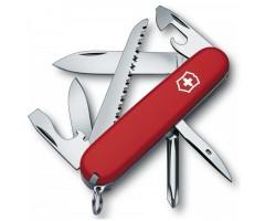 Нож складной Victorinox Hiker 1.4613 (91 мм, красный)