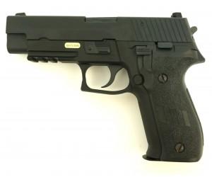Страйкбольный пистолет WE SigSauer P226 Mk.25 (WE-F003-BK)