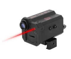 Подствольная видеокамера ATN Shot Trak-X HD на Weaver/Picatinny с ЛЦУ
