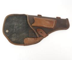 Кобура штатная к пистолету ТТ, 40-50-х годов, кирза (раритет)