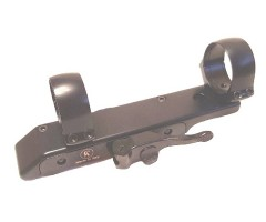 Быстросъемный кронштейн CA 30 мм на Blaser