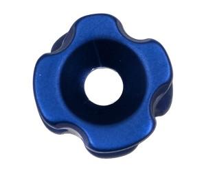 """Пип-сайт алюминиевый 1/8"""" (3,2 мм) синий"""