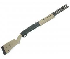 Страйкбольный дробовик Cyma Remington M870 Magpul, пластик Tan (CM.355L TN)
