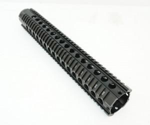 """Цевье T-Serie M4/AR15/M16, круглые отверстия, длина 15"""" / 380 мм (BH-MR40)"""