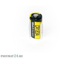 Батарея Armytek CR123A lithium battery 1500 mAh