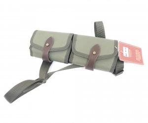 Патронташ Vektor двухрядный кордура для переноски на плече на 20 патронов 12/16/20 кал. (П-35)
