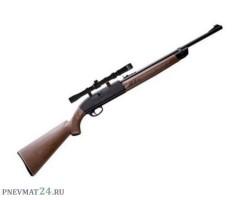 Пневматическая винтовка Crosman 2100 B (с прицелом 3-7x20)
