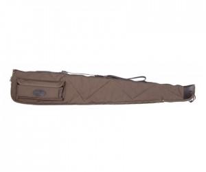 Чехол Allen мягкий, 132 см, внешний карман, хлопок, коричневый