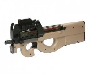 Страйкбольный пистолет-пулемет G&G PDW 99 Desert (P90) TGF-P90-STD-DNB-NCM