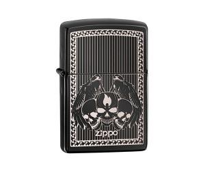 Зажигалка Zippo 28678 Skulls