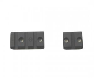 Remington 7400 раздельные основания Weaver
