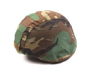 Кавер на шлем MICH Woodland