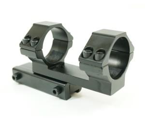 Кронштейн 30 мм монолит на «ласточкин хвост», с выносом (BH-MS33)