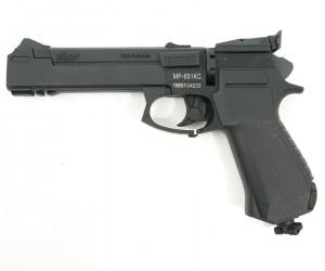 Пневматический пистолет Baikal МР-651КС (Корнет)
