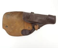Кобура штатная к пистолету ТТ, 60-70-х годов, кожа (раритет)